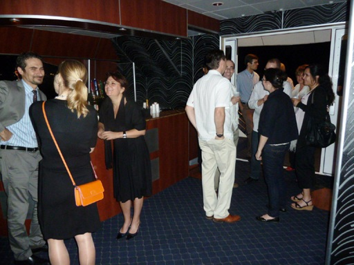 Cruise reception