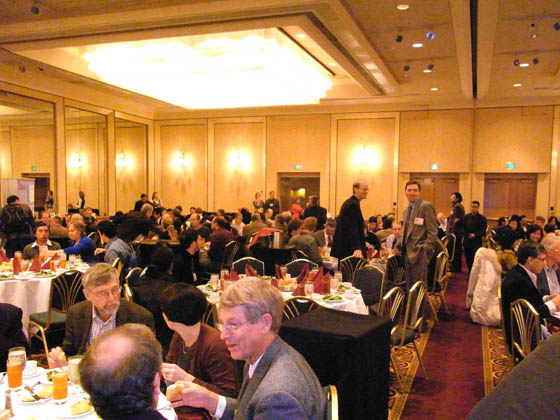 Conference luncheon