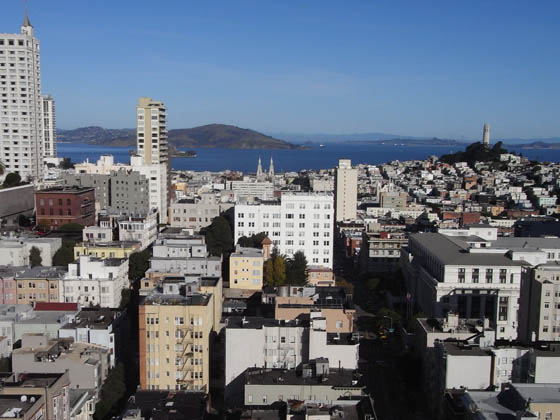View of San Francisco